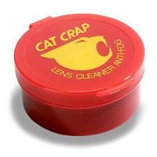 ANTIFOG 4 LENS - HELMET VISOR GOGGLE GLASSES & LENSE CLEANER - CAT CRAP ANTI-FOG
