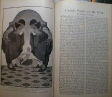 Maxfield Parrish Art 1904 Mark Twain Spoken & Written Art