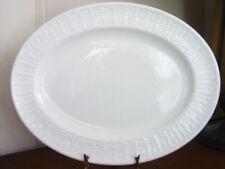 Wedgwood NANTUCKET Basket Large Oval Serving Platter - NEW! George Davis
