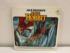 Jrr Tolkiens The Hobbit Or There And Back Again Illustrated 1978 Deluxe Edition