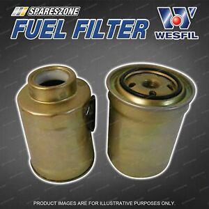 Wesfil Fuel Filter for Ford Ranger PJ PK 2.5L 3.0L TDCi 4Cyl Refer Z699