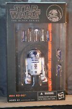 "Star Wars Black Series Orange Line #04 ""R2-D2"" 6"" Action Figure Bnib,"