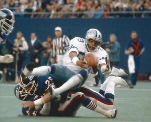 DREW PEARSON 8X10 PHOTO DALLAS COWBOYS PICTURE VS GIANTS NFL