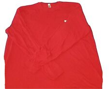 Vtg Long Sleeve Apple Mac Red Shirts collectable