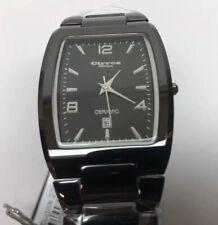 Rougois Cirros Hi-Tech Ceramic Black Watch Scratch Resistant 2296GB-MD