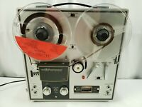 AKAI 1700 TUBE AMPLIFIED 4 TRACK STEREO REEL TO REEL **RARE**