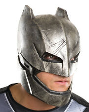 Batman v Superman - Batman Armored Helmet Adult Vinyl Mask