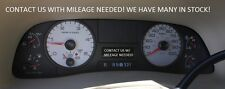 2005 Ford F250 F350 Super Duty Diesel Instrument Gauge Cluster Speedometer