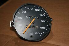 Vauxhall Record E SPEEDOMETER TACHOMETER TRIP ODOMETER Defective 54014km
