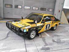 OPEL C Kadett GT/E Rallye Safari Africa #9 Röhrl 1976 Euro Händler OTTO 1:18