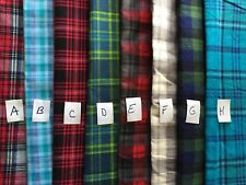 Plaid Male Belly Bands with Holders Dog Flannel Fabrics Carol's Crate Covers