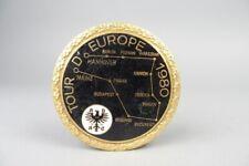Email Auto Plakette - ADAC Tour de Europe 1980 - vintage car Badge