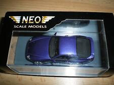 porsche 968 turbo s  1993 1/43 NEO metallic purple 43835