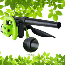 Electric Super Leaf Blower w/Vacuum Shredder Garden Lawn Trash Leaves Sweeper