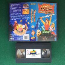TARON E LA PENTOLA MAGICA - VHS Walt DISNEY I Classici (ITA 1998) VS 4738