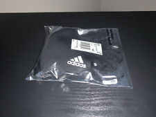 Adidas Face Mask Cover - 3 Pack - Large - New! - Black & Blue - FREE Shipping