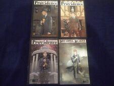 Alan Moore Providence Vol 1-3 + Artbook