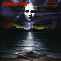 Annihilator - Never Neverland (NEW CD)
