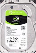 "Seagate ST2000DM005 pn: 2CW102-568 sn: Z98 fw: 0001 TK 2TB SATA 3.5"" HDD A12-09"
