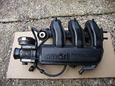 Smart fortwo cabrio city coupe Inlet manifold with throttle body