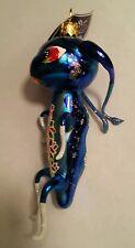 Slavic Treasures Glass Christmas Ornament Chigger New in Box