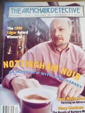 ARMCHAIR DETECTIVE magazine mystery Summer 1996 John Harvey McDonald