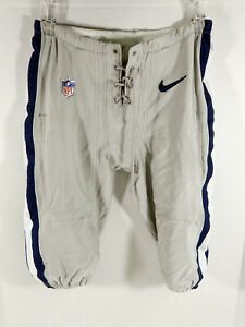 2012 Dallas Cowboys #44 86 Game Used Grey Pants 36 DAL00361