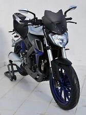 Bulle Saute Vent ERMAX Sport 27 cm Yamaha MT 125 2014/2015 Avec Fixation