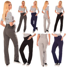 Purpless Wide Leg Pregnancy and Maternity Yoga Lounge Trousers Leggings 1300