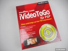 Corel / Ulead InterVideo iVideoToGo für PSP, Win, DEU
