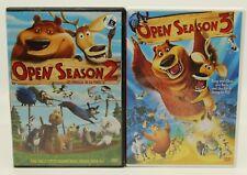 Open Season 2 & 3 - DVD