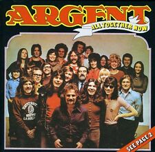 Rod Argent, Argent - All Together Now [New CD] UK - Import