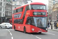 Go Ahead London LT68 LTZ 1068 6x4 Quality London Bus Photo