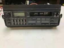 Jvc Pull Out Cassette Car Stereo Receiver Ks-Rx605J Head Unit W Eq Vintage Works