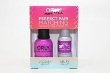 31151 - Orly Gel FX .3oz + Nail Lacquer .6oz Combo - For The First Time