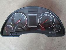 Strumento Combinato FIS Tachimetro Audi a4 b6 8e v6 8e0920900f BENZINA BOSCH