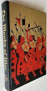 2000 1st THE MONKS OF WAR crusades hardcover, Desmond Seward, FREE EXPRESS AUST