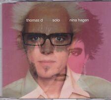 Thomas D  Nina Hagen-Solo cd maxi single