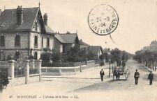 Montereau - L'Avenue Station