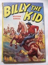 BILLY THE KID'S WESTERN ANNUAL. 1957 Good Condition **Free UK Postage**