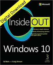 Inside Out Windows 10 (3rd) - eB00k