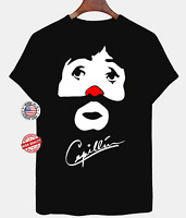 Cepillin Shirt Black S-6XL Thank Clown Cepillin T-Shirt Signature Tee Unisex
