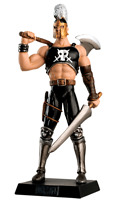 Eaglemoss Supereroi Marvel Thor ARES Statuina Piombo MIB, 2013