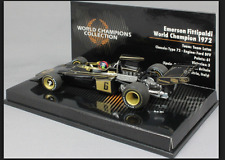 Minichamps1 43 436 720006 Lotus 72 F.1 #6 Winner Italian GP 1972 Fittipaldi W.c.