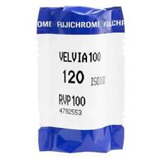 FUJIFILM Fujichrome VELVIA 100 120 / RVP Pellicola diapositiva