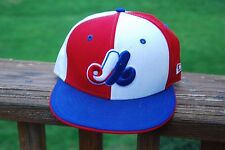 Montreal Expos Size 6 7/8 fitted New Era Cap