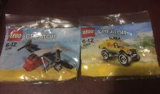 LEGO Creator Transport Plane 30189&30283 OFF-ROAD