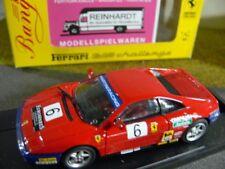 1/43 Bang 9306 Ferrari 348 Challenge 93 Marco Pietra #6 Crepaldi