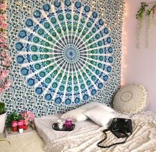 Wall Hanging Hippie Mandala Tapestry Bedspread Throw Queen Twin Beach Towel
