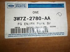 GENUINE  FORD  PARKING BRAKE  ASSY  PART NUMBER  3W7Z-2780-AA